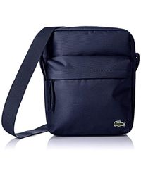 Lacoste Nh2012ne Cross-body Bag - Blue