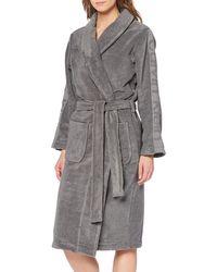 Calvin Klein Robe De Chambre - Gris