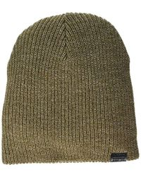 separation shoes 3f6a3 bde3f - Cart Beanie - Verde