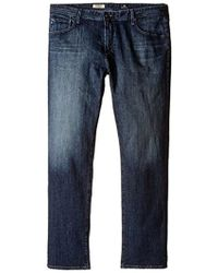 AG Jeans - The Graduate Tailored-leg Jean In Stallo - Lyst