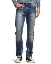 46043b02a2b G-Star RAW Jeans in Blue for Men - Save 49% - Lyst