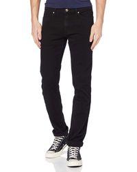HUGO 708 10230826 01 Jeans - Black