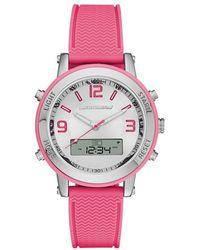 Skechers Sr6002 Analog-digital Display Quartz Pink Watch