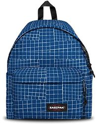 Eastpak Padded Pak'R Mochila, 40 cm, 24 litros - Azul