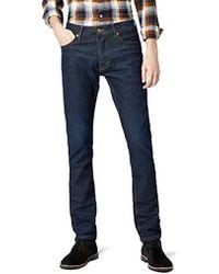 Wrangler Spencer Jeans Uomo - Blu