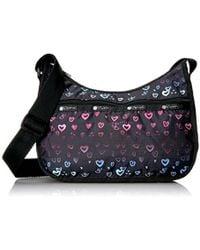 LeSportsac - Classic Hobo Handbag, Heartbeat - Lyst