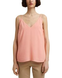 Esprit Collection Collection 041eo1f327 Blouse - Pink