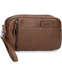 Pepe Jeans Wilton Waist Bag - Brown