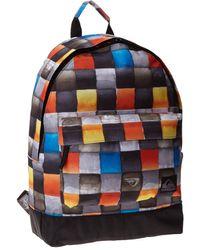Quiksilver Basic Redemption Backpack Handbag Orange Orange