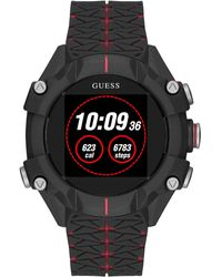 Guess - Watches gents connect orologio Digitale con cinturino in Silicone C3001G1 - Lyst