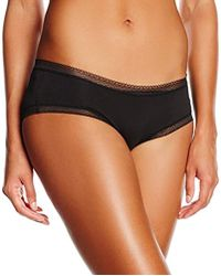 Triumph - Smooth Ess Fine Lace Hips Hipsters - Lyst