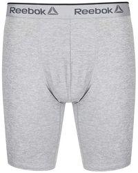 Reebok Hoy Boxer Shorts - Grey