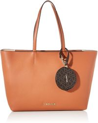 Calvin Klein Ck Must Shopper Md - Brown