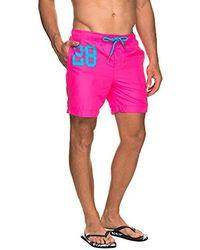 Superdry - Water Swim Shorts - Lyst