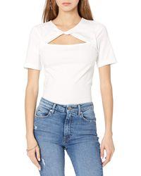 The Drop Astrid T-shirt pour - Blanc
