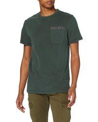 G-Star RAW - Hunting Patch Camiseta - Lyst