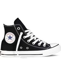 Converse Chuck Taylor Etoiles Low Top Sneakers Sneaker Mode - Noir