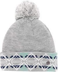 Roxy - Bonnet à Pompon - - One Size - Lyst