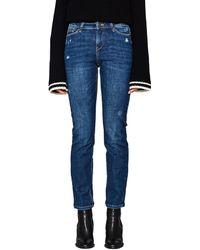 Esprit 018ee1b009 Straight Jeans - Blue