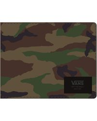 Vans Mn Boyd Iii Wallet Coin Pouch 11 Centimeters 0.1 Multicolour - Green