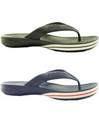 adidas Crocs Kilby Flip Flop Hohe Sneaker - Schwarz