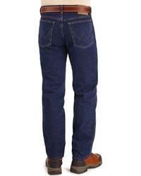 Wrangler Big & Tall Rugged Wear Classic Fit Jean - Blue