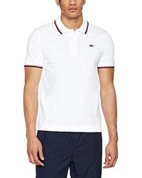 Lacoste Polo Homme - Blanc