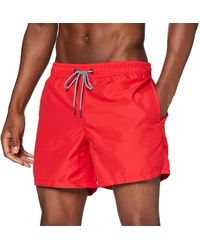 Esprit Coos Bay Woven Shorts Board Shorts - Rouge