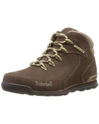 Timberland Euro Rock Hiker - Marrón