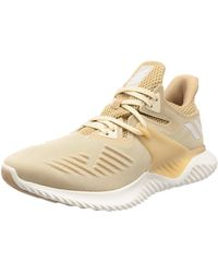 adidas Adults' Alphabounce Beyond 2 M Running Shoes - Natural