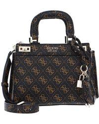 Guess Katey Mini sac à dos Crossbody pour femme - Noir