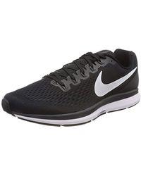 carolino Kakadu Raza humana  Nike Rubber Air Zoom Pegasus 34 Running Shoes for Men - Lyst