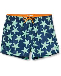 Pepe Jeans Dylan Swim Shorts - Blue
