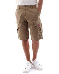 Napapijri Nadi 2 Short - Brown
