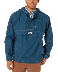 Quiksilver Tazawa Wash Track Jacket - Blue