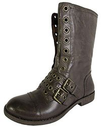 BCBGeneration Galaxi Ankle Boot - Brown