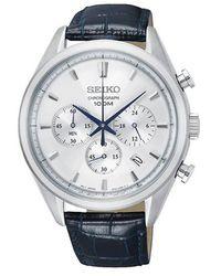 Seiko Neo Sports orologi uomo SSB291P1 - Blu