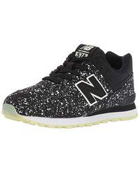 New Balance Unisex-Kinder 574v2 Sneaker