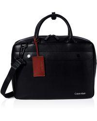 Calvin Klein Borse per PC portatili - Nero