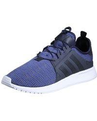 adidas Baskets X_PLR - Bleu