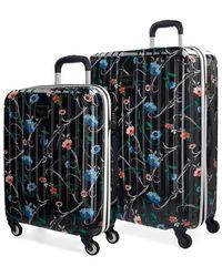 Pepe Jeans Juego de maletas Pasqui rígida 55-67cm - Multicolor