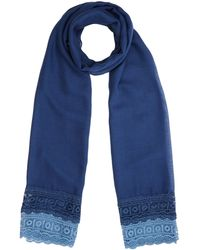 Dorothy Perkins Lace Scarf - Blue