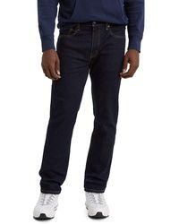 Levi's 502 Regular Taper Fit Jean - Bleu