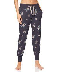 Triumph Mix & Match Trousers Jersey Pantalón de Pijama para Mujer - Naranja