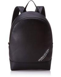 Calvin Klein Ck Cast Backpack Shoulder Bag Black