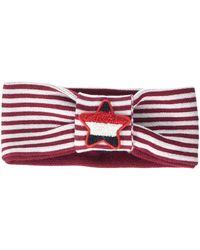 Tommy Hilfiger Logo Headband - Red