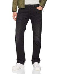 DIESEL Larkee L.32 Pantaloni Straight Jeans - Black