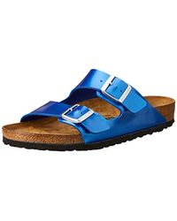 new arrivals e5d22 e46fe Arizona S Mule Sandals - Blue