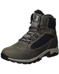 Timberland Mt. Maddsen Winter Waterproof Ins Hiking Boot - Gray