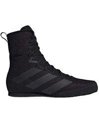 adidas Box Hog 3 F99921, Chaussures d'escalade Mixte Adulte - Noir